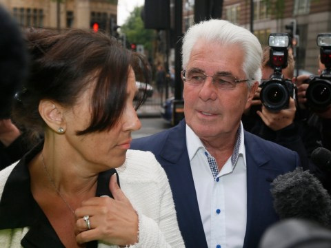 Max Clifford bailed after pleading not guilty to 11 counts of indecent assault