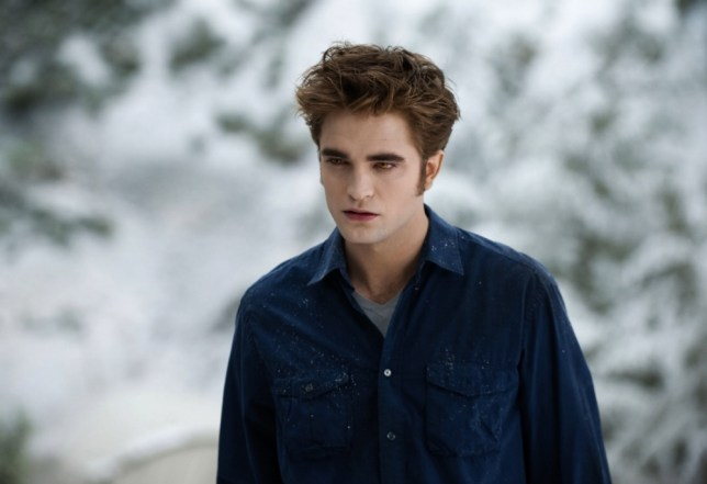Forever young: Robert Pattinson's Edward Cullen in the Twilight films will never age (Summit Entertainment)