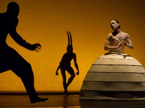 Akram Khan Company's new dance performance iTMOi is fresh and daring