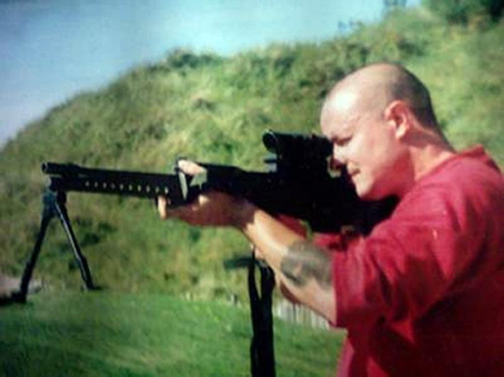 Revealed: Mark Bridger watched brutal rape scene twice before murdering April Jones