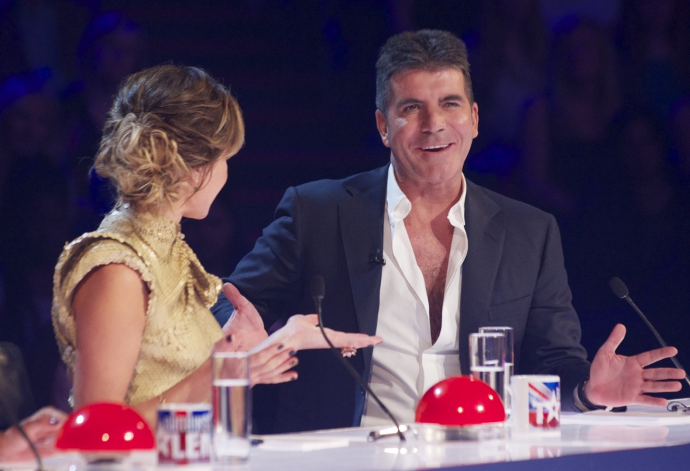 Simon Cowell on Briatin's Got Talent