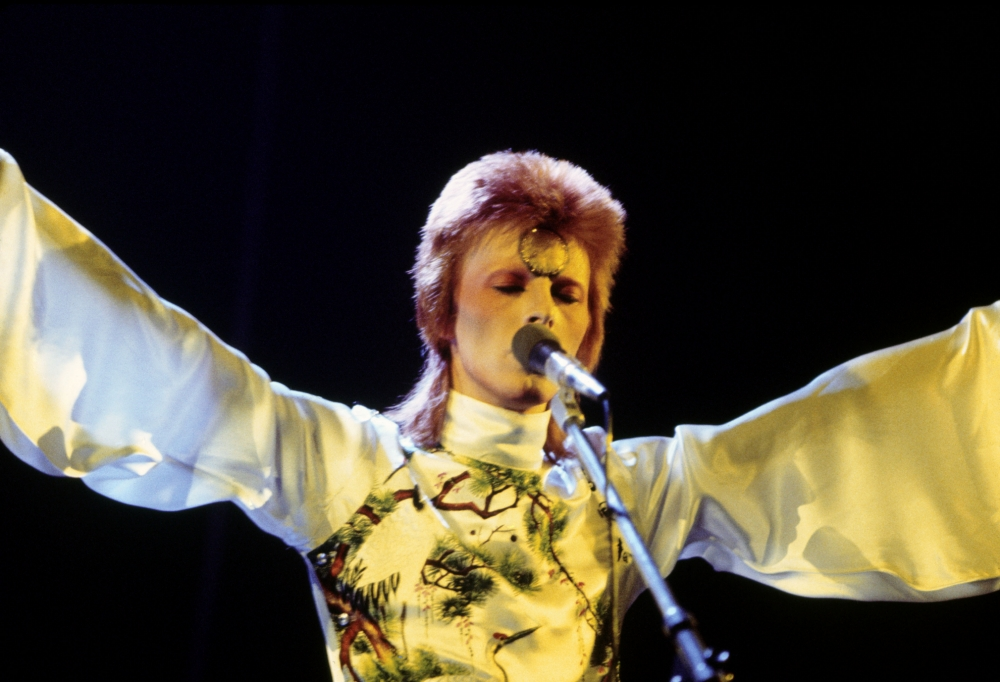David Bowie named best-dressed Briton ever (Picture: Alamy)