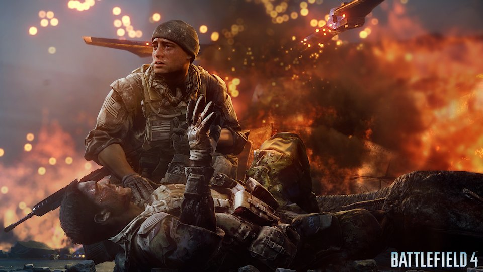 DICE rules out Frostbite 3 for Wii U, no Battlefield 4 or Mass Effect 4 for Nintendo