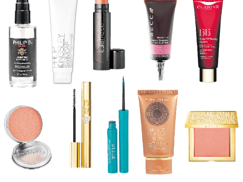 Beachside treats: From Cargo water-resistant blush to Clarins BB Skin Perfecting Cream