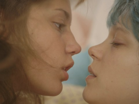 Blue Is The Warmest Colour stuns Cannes with 'show-stopping' lesbian sex scene