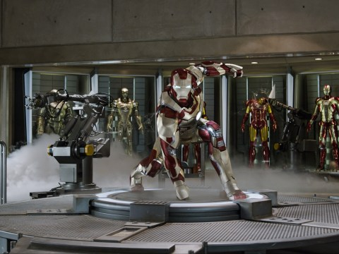 Iron Man 3 keeps Great Gatsby from No. 1 as it heads to $1bn mark