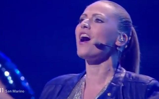 Eurovision 2012 San Marino