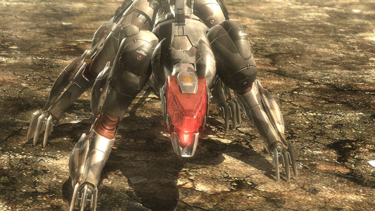 Metal Gear Rising: Blade Wolf review – dog days