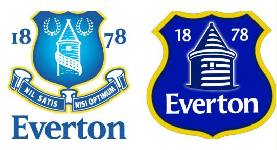 Everton fans fume at 'Hobbit house' new crest