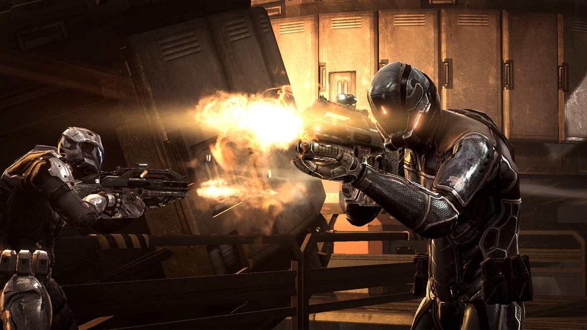 EVE: Dust 514 (PS3) – the future is grey