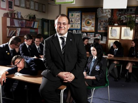 Educating Essex's Mr Drew to return to TV with All Back To School