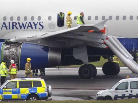 Heathrow investigators work to establish cause of fault after BA emergency landing