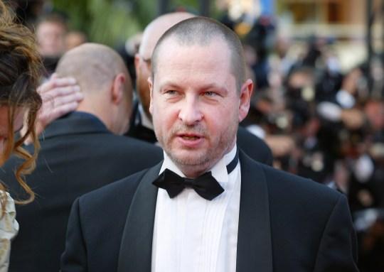 Lars von Trier got himself kicked out of Cannes (Picture: Boris Horvat)