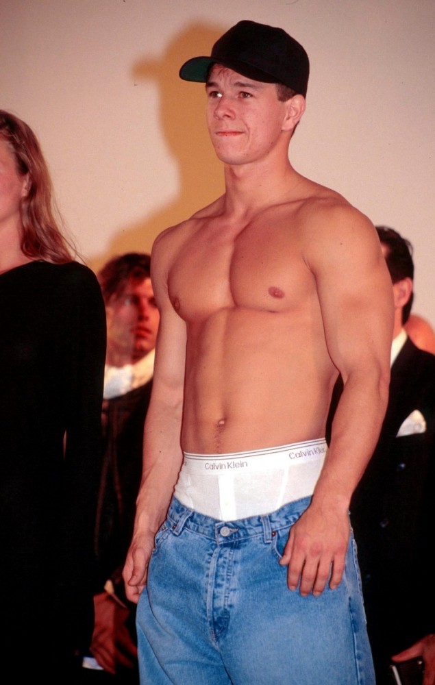 Channing Tatum and Mark Wahlberg: other men who've gone from fashion to acting