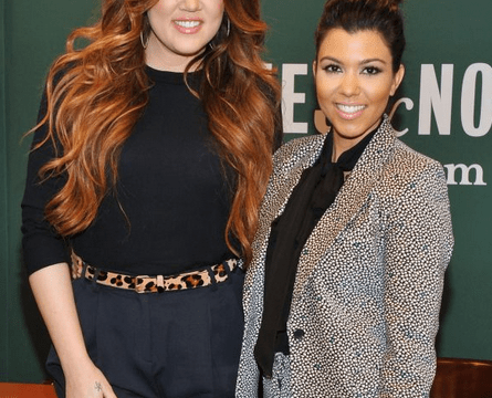 Khloé and Kourtney Kardashian for I'm A Celebrity… Get Me Out Of Here?