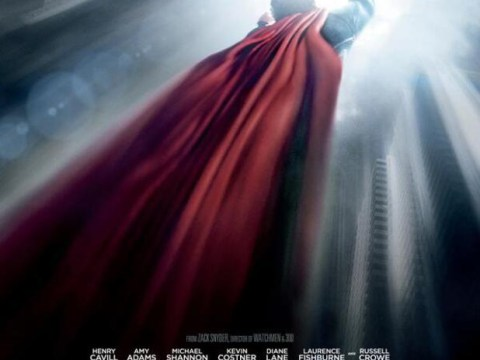 Man of Steel premieres new TV trailer during Wigan v Manchester City FA Cup Final