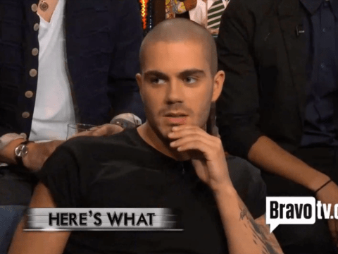 The Wanted's Max George convinced boyband nemesis Louis Tomlinson from One Direction is gay