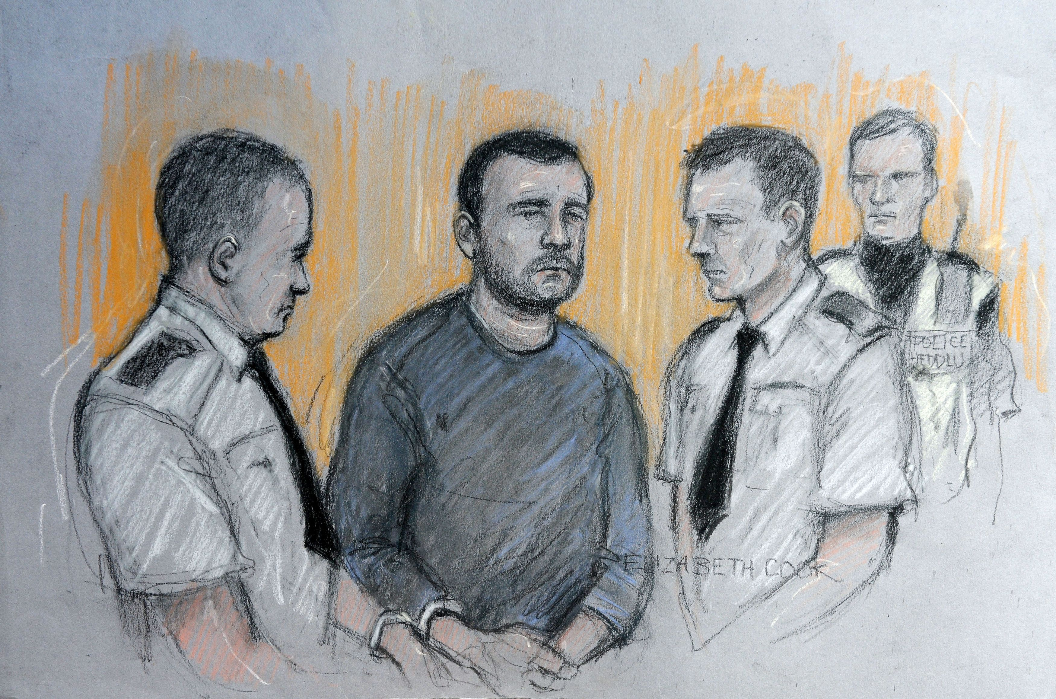 Cardiff hit-and-run driver Matthew Tvrdon 'wanted to kill more'