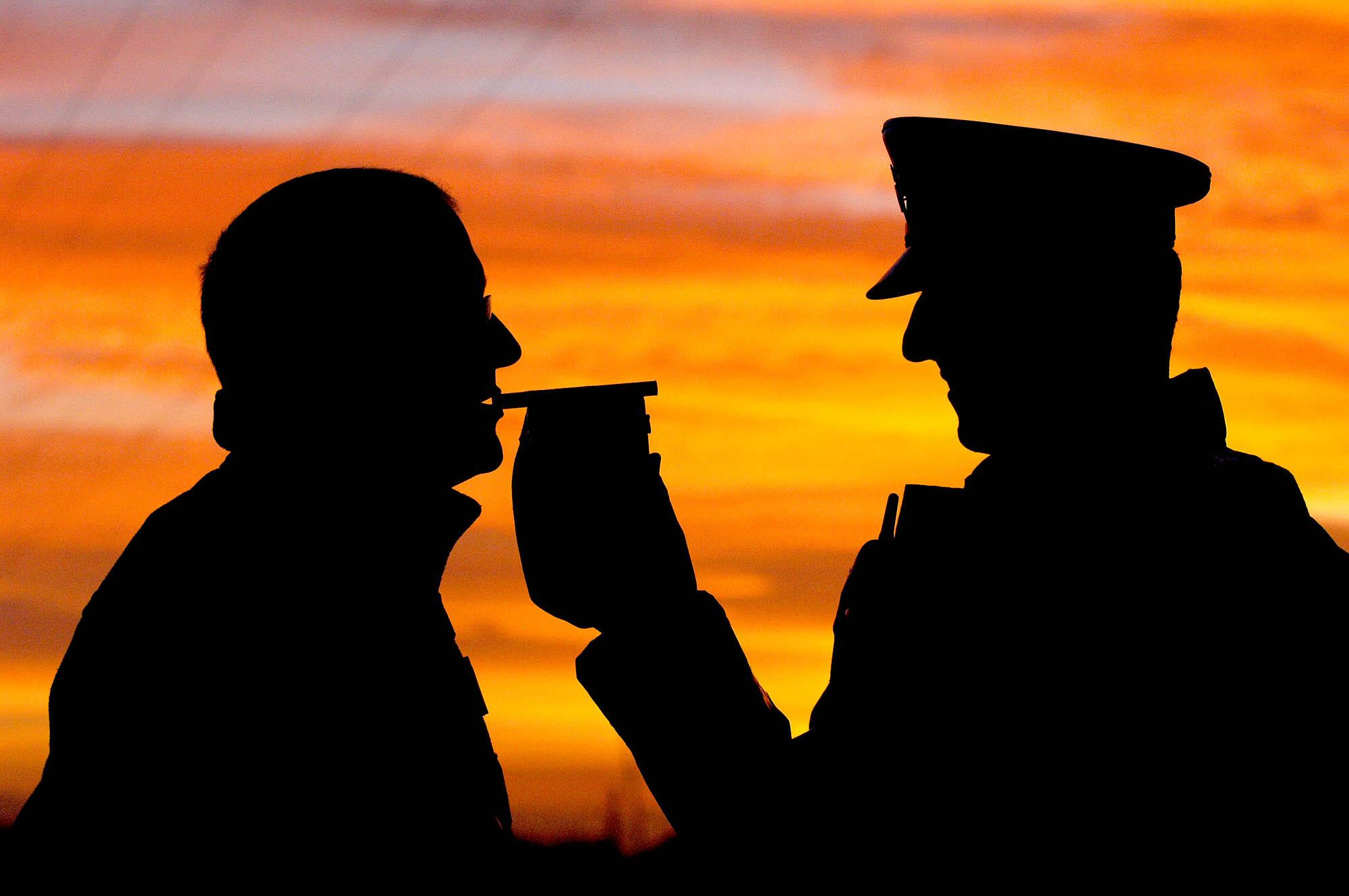 Drink-drivers must stay off booze to get licence back