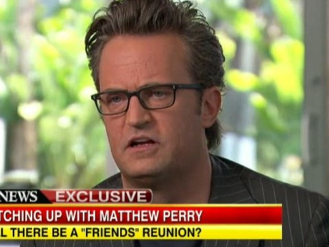 Matthew Perry rules out Friends reunion and movie: It would be terrible