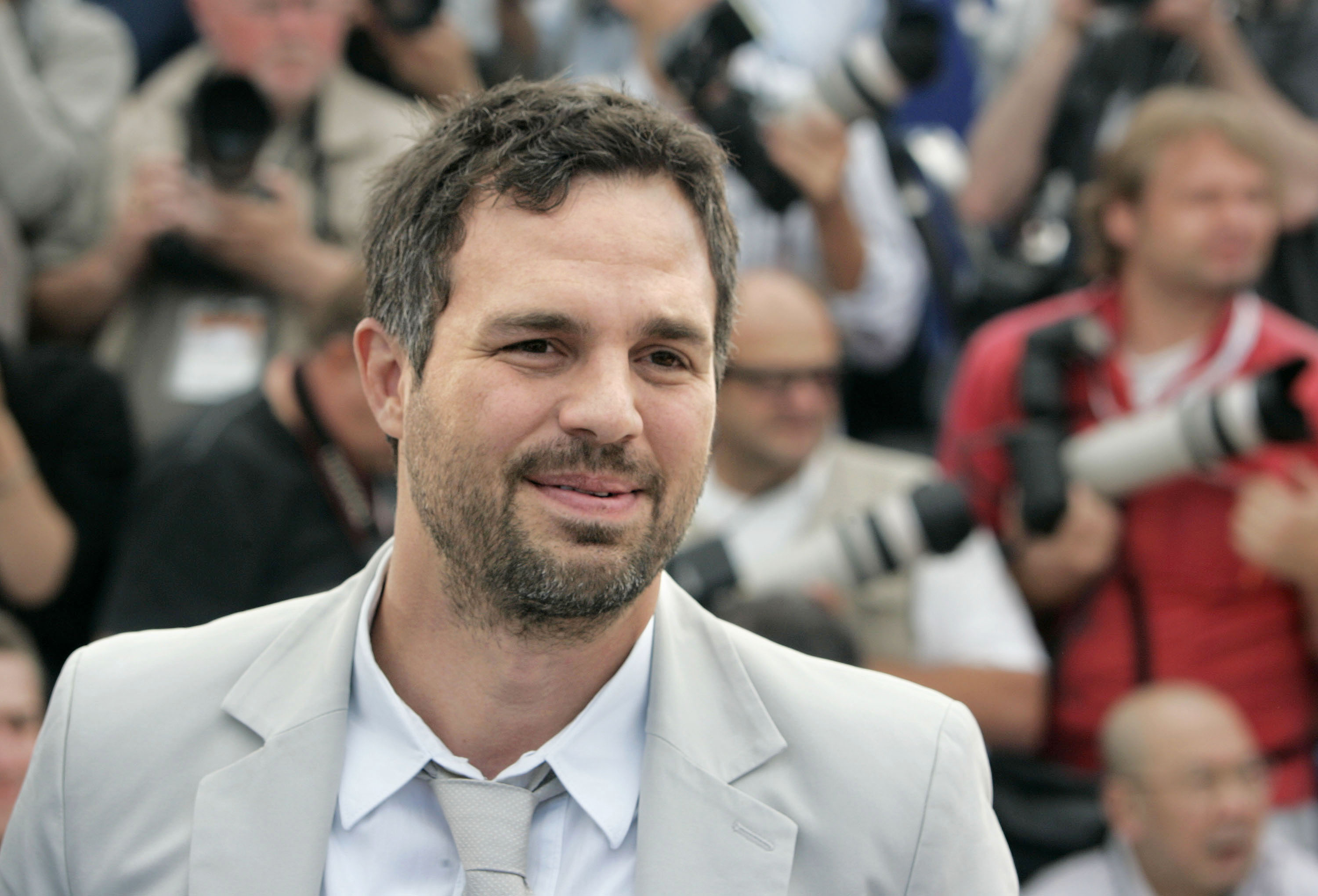 Mark Ruffalo played the Incredible Hulk in The Avengers (Picture: AP)