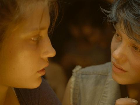 Blue is the Warmest Colour wins top prize Palme d'Or at Cannes