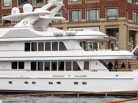 Man 'commits suicide' on Liverpool owner John Henry's yacht