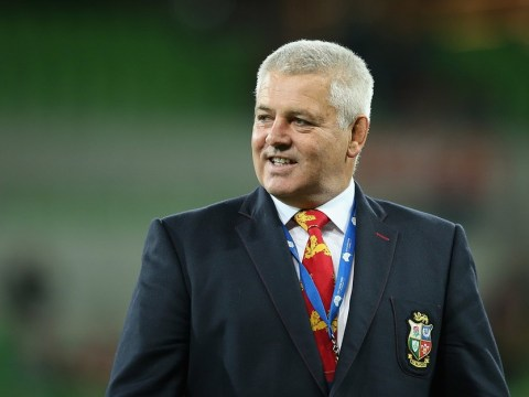 Warren Gatland calls on British and Irish Lions to seize the day and series in Australia