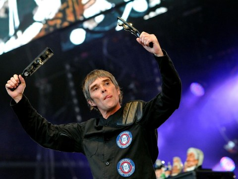 Ian Brown confirms the Stone Roses are making 'glorious' new music