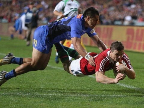 British and Irish Lions cruise to big win over Western Force in first Australia tour match