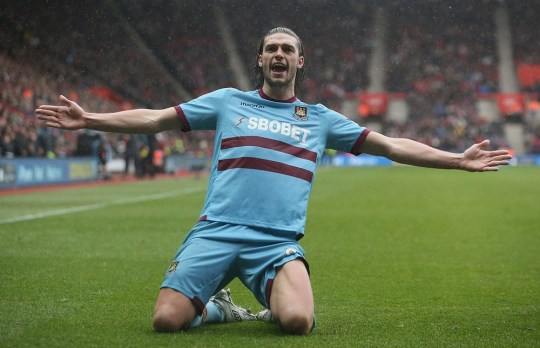Andy Carroll (Picture: Getty)