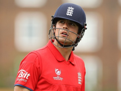 Alastair Cook: We just need one big performance now to win Champions Trophy