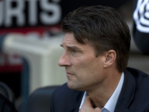 Michael Laudrup vows to stay at Swansea despite transfer rift with chairman