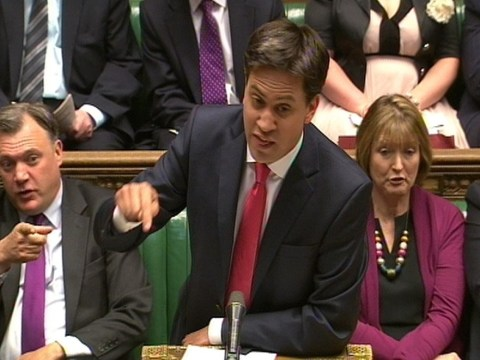 Labour U-turn as Ed Miliband reveals plans for child benefits cap
