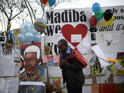 Nelson Mandela in 'critical but stable condition', says grand-daughter