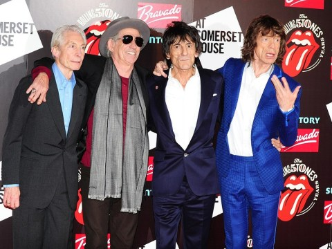 The Rolling Stones gear up for their Glastonbury debut
