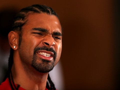David Haye v Tyson Fury fight close, says Eddie Hearn