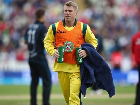 David Warner gets Ashes reprieve as Cricket Australia stop short of summer-long ban