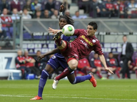 West Brom linked with Dieumerci Mbokani, the Anderlecht striker dubbed the 'new Christian Benteke'