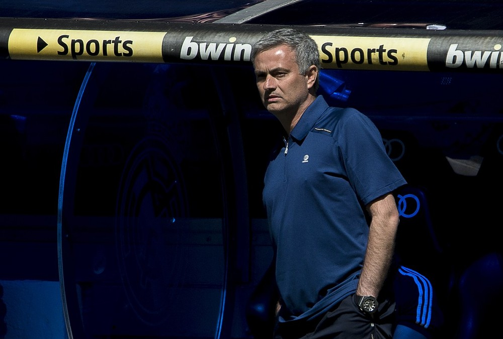 Jose Mourinho is set to be named as the new Chelsea boss (Picture: Getty)