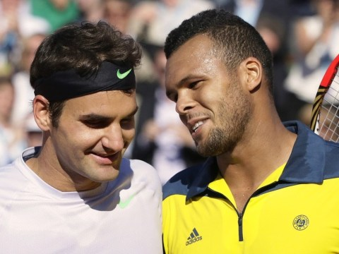Jo-Wilfried Tsonga earns Roger Federer praise after reaching French Open semis