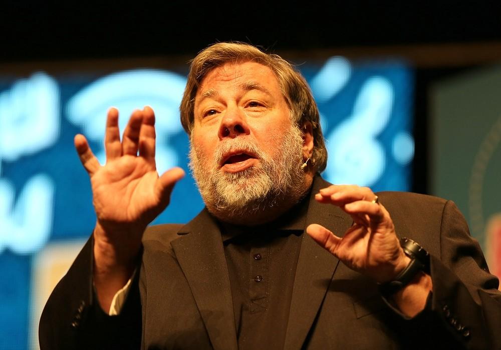 North West: Kim Kardashian gets Kanye West Apple co-founder Steve Wozniak for his birthday