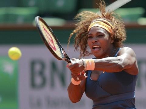 Serena Williams crushes Sara Errani to reach French Open final
