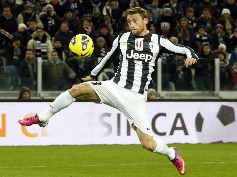 Claudio Marchisio admits pride in Manchester United transfer speculation