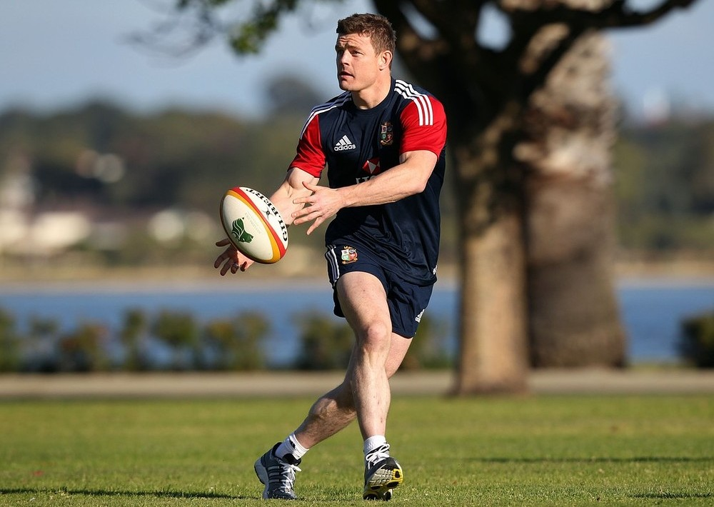 Brian O'Driscoll relishing centre partnership for Lions with Manu Tuilagi