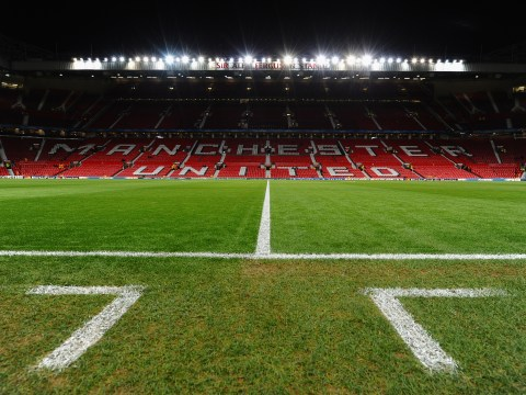 David Moyes splashes cash at Manchester United… on a new pitch