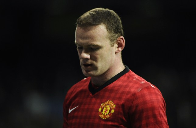 Big talks: Rooney will meet Moyes this week (Picture: Getty)