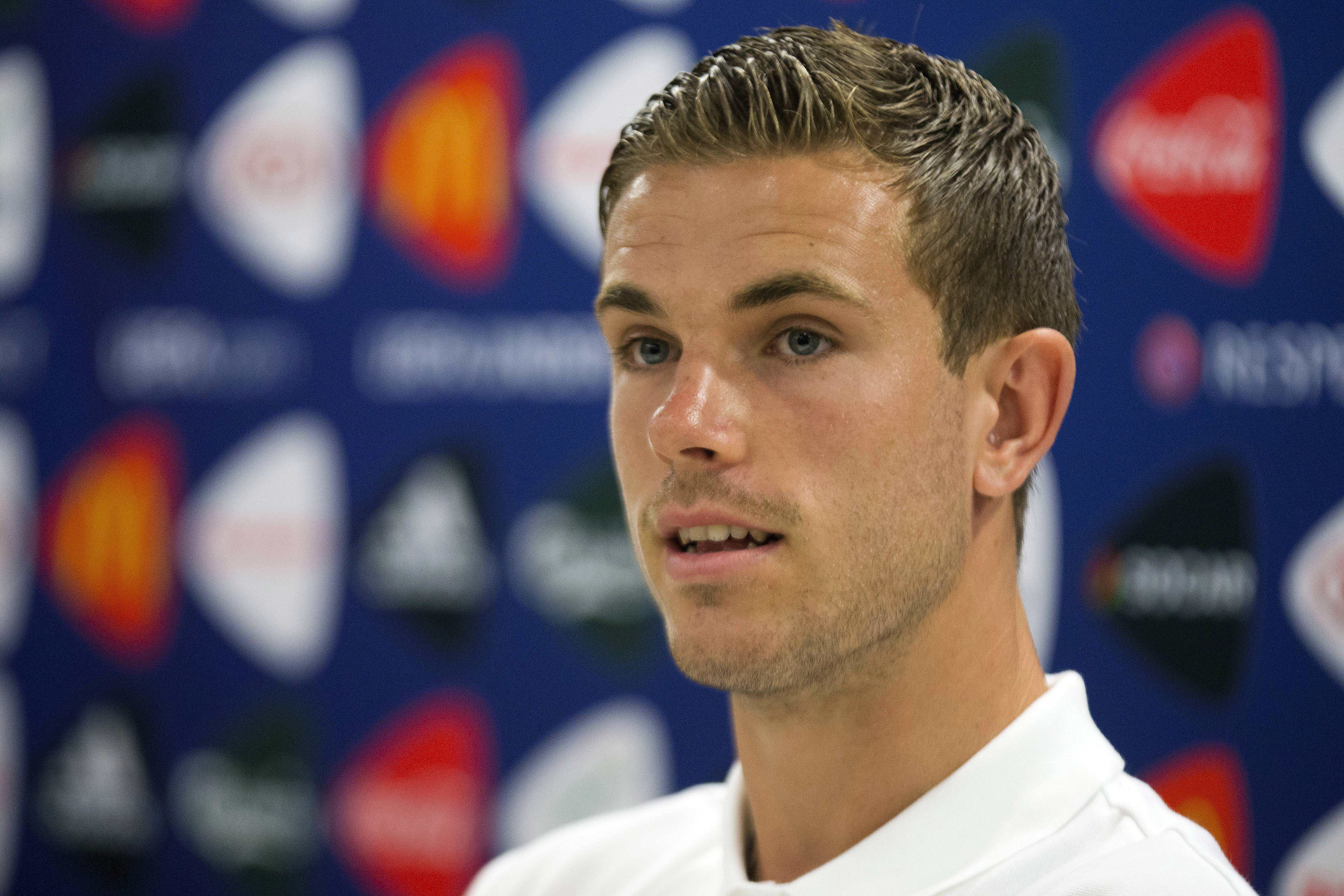 Jordan Henderson: England can still win Under-21 European Championships