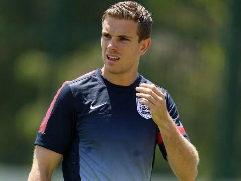 Jordan Henderson: Stuart Pearce must stay on as England Under-21 manager