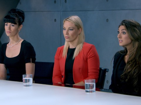 This is what it's like to be on The Apprentice